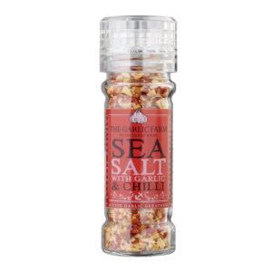 Garlic Sea Salt with Chilli