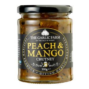 Peach & Mango Chutney