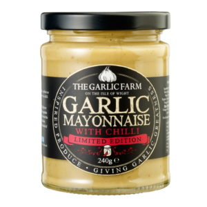 Garlic Mayonnaise with Chilli