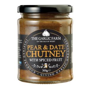 Pear & Date Chutney