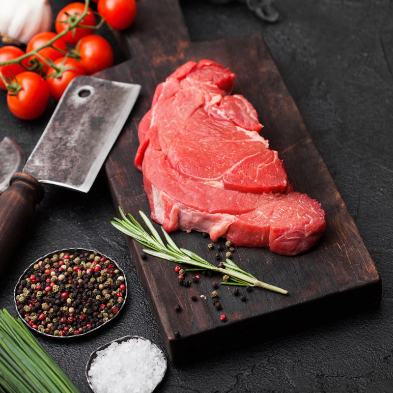 Organic Braising Steak