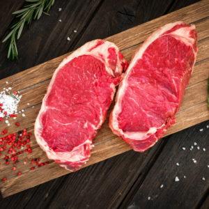 Prime Beef Sirloin Steak