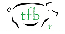 tunley farm butchers logo
