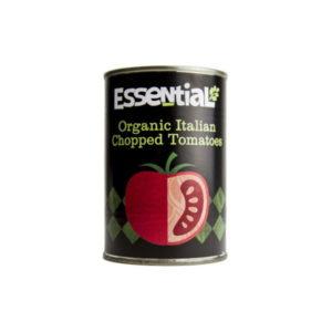 Essential Organic Italian Chopped Tomatoes