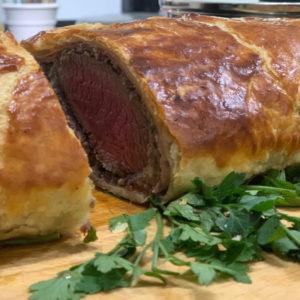 Traditional Beef Wellington